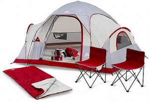 Internet, How to buy camping equipment online