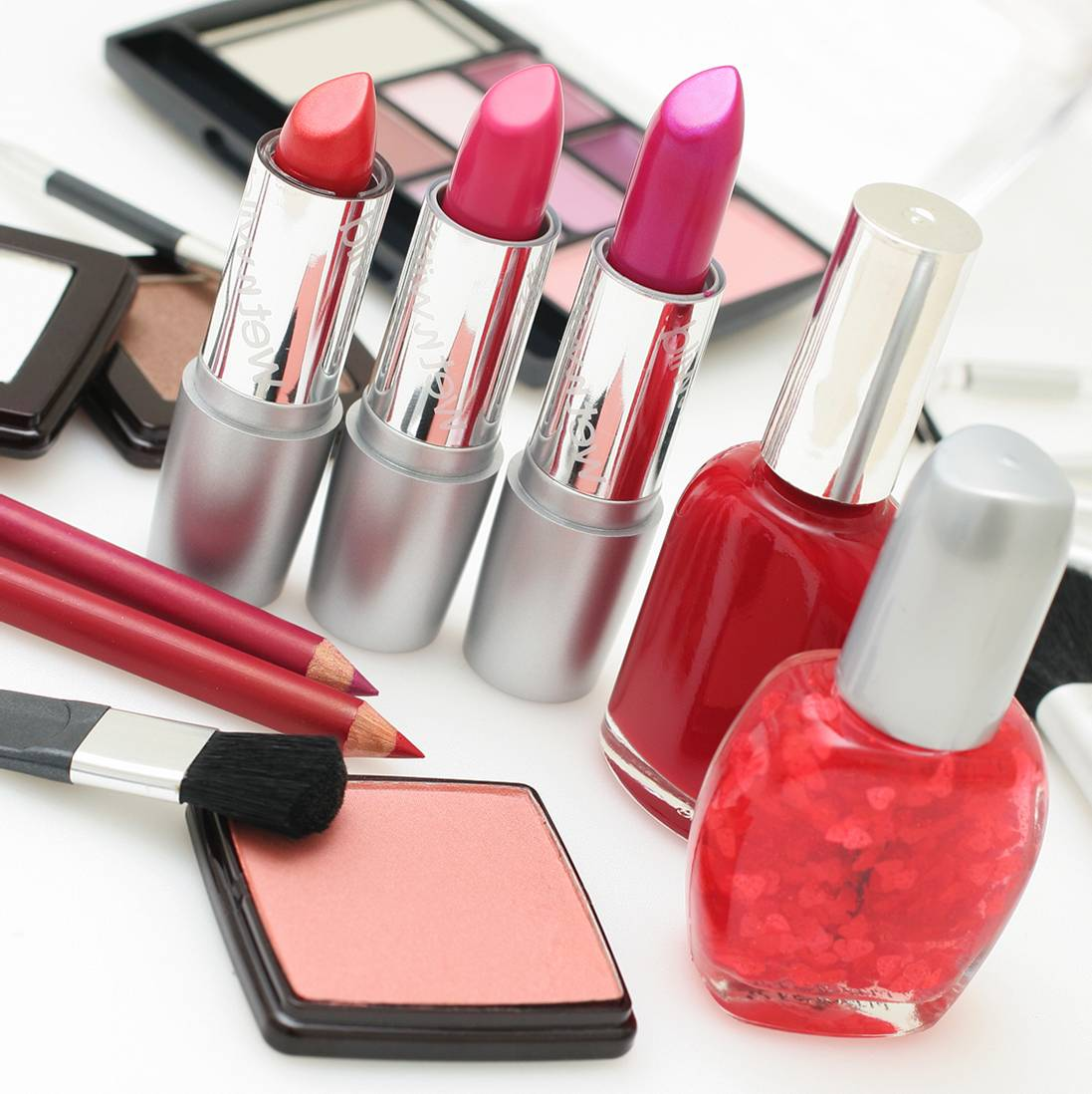 Buying cosmetics online