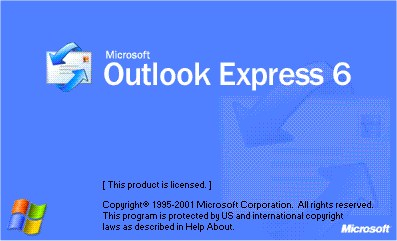 Office, Filtering spam email in Outlook Express